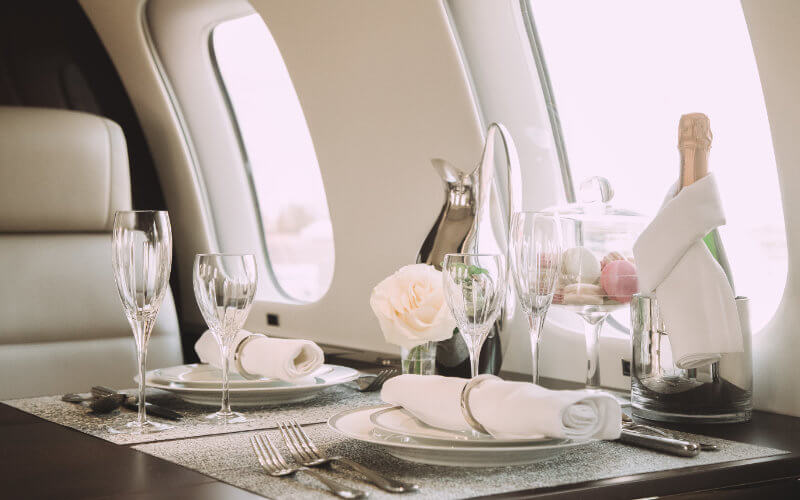 Fly smarter – fly First Class!