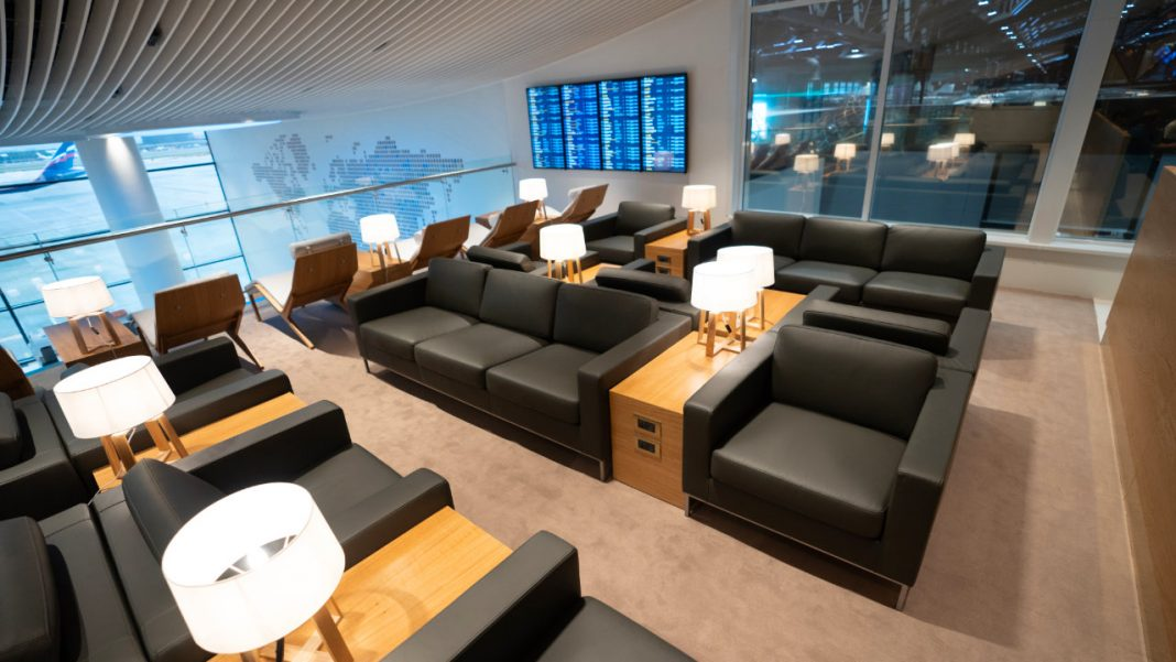 Priority Pass: Airport Lounge am Flughafen