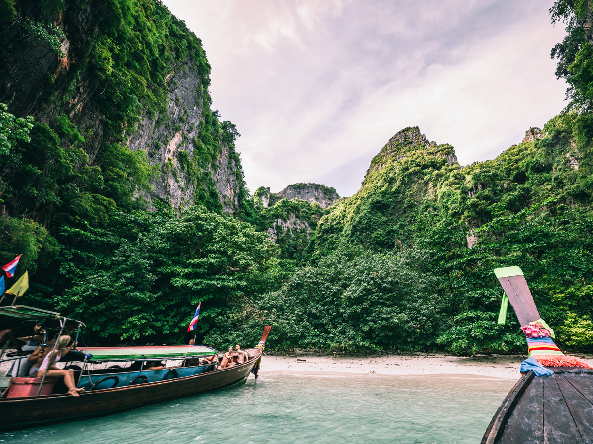 FLY-smarter Thailand Boote